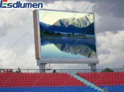 Staper Série P16 de la publicité de plein air plein écran LED de couleur signer Stadium Tableau de bord affichage LED