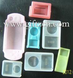 Protecção de silicone para Ipod Nano, MP3, jogos