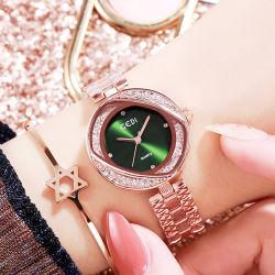Comercio al por mayor Relojes Fashion relojes de regalo de señoras reloj de pulsera de cuarzo Movt Japón Volver Joyas de acero inoxidable ver
