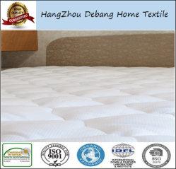 膚触りがよく柔らかいタケによって合われる上層、Bed王のマットレスパッド