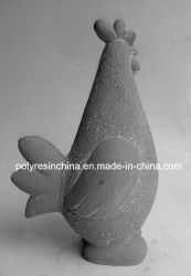 Cement grating Statue or whisks Decoration