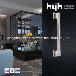Специальный Hyh оригинальный современный дизайн цинкового сплава душ двери Потяните ручки для ближневосточного рынка стеклянной или деревянной дверью