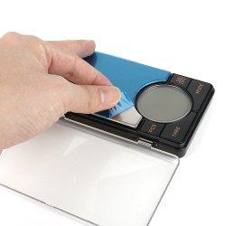 Dimensioni del telefono Design Scala Digital Pocket 0.01
