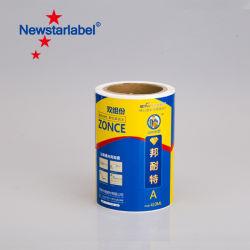 Impressão personalizada de logotipo Recortados impermeável de Vinil Adesivo de PVC, adesivos personalizados