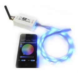 Maison Intelligente lumières LED RGB WiFi gradateur programmable du contrôleur