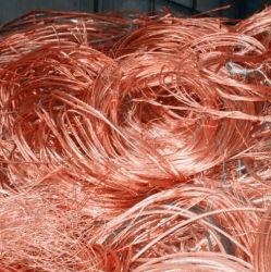 Preço competitivo para o fio de cobre de cobre de sucata Millberry / Sucata de cabo