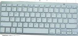 Ультратонкие Белый Mini Wireless Bluetooth клавиатуры