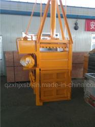 Fournisseur professionnel Fibre/déchets de papier/chiffons/textile/plastique Machine de la ramasseuse-presse