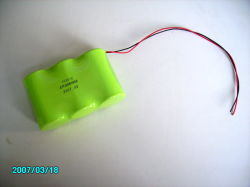 Er34615m 3,6 V de litio de tamaño D batería seca se utiliza en AMR/ instrumento militar/metro