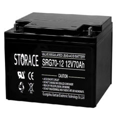 Batterie gel SRG70-12 batteries industrielles 12V 70Ah70-12 (SRG)