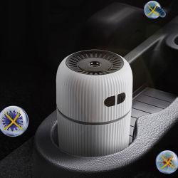 2020 Air mini USB à ultrasons portable voiture Fogger USB Mist Maker Cool Mist Humidificateur pour la maison
