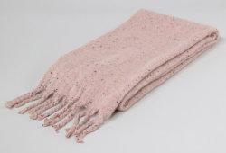 Le sciarpe della Brand Designer Wrap della signora Chanel hanno colorato il tocco morbido sciarpa lanuginosa della stola di modo caldo della 2021 di inverno della caramella donna di colori per le studentesse con guarnito
