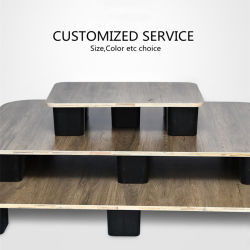 Personalización para Paleta de madera reutilizable de alta calidad