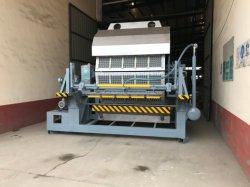 Aufbereitete Papiermassen-geformte hohe Produktions-Ei-Tellersegment-Maschine