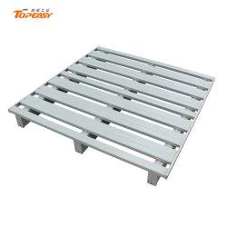 Acero de un lado personalizado 1200X1000 Euro para la venta de palets Metal
