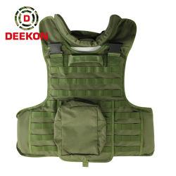 Táctico militar Deekon chaleco antibalas con NIJ 0101.06 Nivel