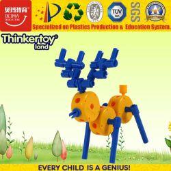 Nieuw ABS van het Speelgoed van de Jonge geitjes van de Aankomst Onderwijs Plastic Dierlijk Veilig Duurzaam Materieel Stuk speelgoed