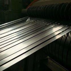Bobina galvanizzata Slitted della fessura della striscia di metallo di Gi della galvanostegia del rullo della fessura dell'acciaio di Gi