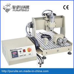 L'eau de refroidissement machine CNC de bois d'usinage de défonceuse à bois à commande numérique
