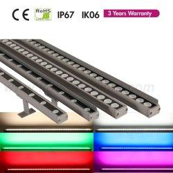 Фасад решения для систем освещения для использования вне помещений номинальной LED Настенные модели Meganes Scenic, фонари освещения, стилей и щита передка на изогнутой стойке светильники