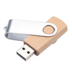 Rode a unidade Flash USB de madeira barato pendrive USB USB 2.0 USB de madeira