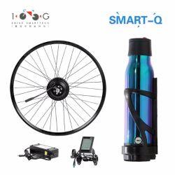 任意選択電池が付いている情報処理機能をもった前部車輪の電気自転車の変換キット