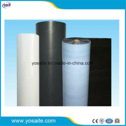 Enduit de silicone PE gaufré libération anti-grippage Film pour une membrane étanche