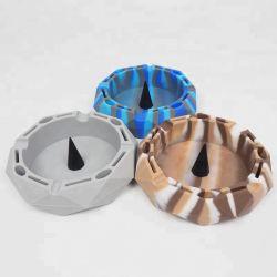 Bolsa em silicone de Charutos personalizados promocionais charuto cerâmica cinzeiros portátil