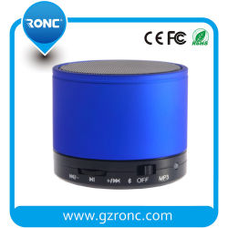 Haut-parleur portable avec lecteur de carte SD de puissants haut-parleur Bluetooth