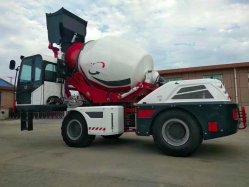 3.5m3 Ajax nuovo e mini della betoniera della pompa camion portatile mobile utilizzato di Flori da vendere