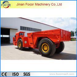 20 toneladas de acarreo de carga de camión volquete utilizados para la minería subterránea para la venta