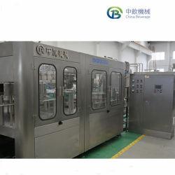 Boisson de CO2 automatique 3 en 1 Équipement de remplissage de boissons gazeuses Machine de remplissage