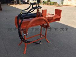 販売のための安い20ton Ptoによって運転される木製のログのディバイダー