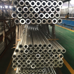 Verdrängte grosser Durchmesser-Aluminiumrohre für Öl-Transport