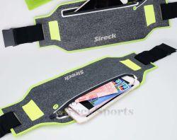 """Saco de funcionamento Homens Mulheres 6.2"""" Telefone bicicletas bag bolsa à cintura executando o pacote da correia de equipamento desportivo Ginásio Fitness Executar Bag Acessórios"""