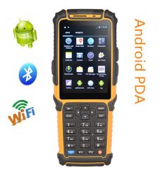 Logistic Mobile Android 2D Barcode Scanner PDA Ts-901 voor Warehouse