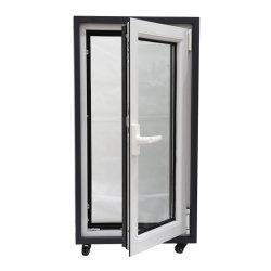 Stoffa per tendine di alluminio/finestra Awing con lo schermo d'acciaio della mosca