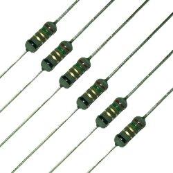 Schmelzbarer Widerstand für LED-Beleuchtung, steckbarer Wirewound Widerstand