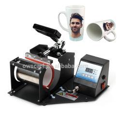 4 in 1 Digital-Becher-Wärme-Presse-Drucken-Übergangsbecher-Presse-Maschine der Sublimation-11oz magischer