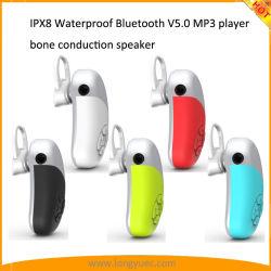 Ipx8 Waterdichte V5.0 MP3 Speler Bluetooth met 8GB Ingebouwd Geheugen
