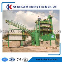 120-tph Mobile Heißasphalt-Drum-Xing-Anlage für den Straßenbau