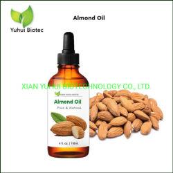 Crema hidratante natural de aceite del núcleo de albaricoque amargo para la piel seca