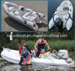 Liya ребра лодки надувные Dinghy 330 корпус из стекловолокна