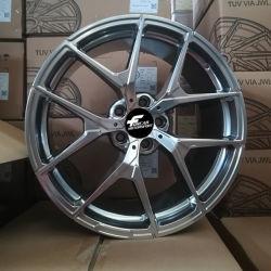 Car를 위한 A356 Aluminum Auto Rubber Wheel