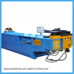 Dw89nc Semi-automatique de tuyau tube plieuse hydraulique Bender