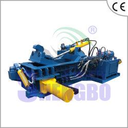 Usine de la ferraille hydraulique de copeaux de machine de la ramasseuse-presse