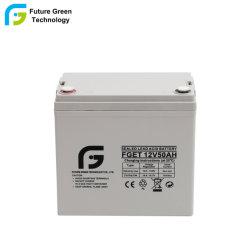 最もよい12V 50ahはVRLAの技術電池を卸し売りする