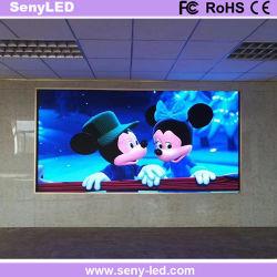 Vídeo de alta calidad para interiores pantalla LED de la etapa Eventos móviles