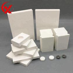 Fabriqué en Chine Produits céramiques de la résistance d'usure de l'alumine 92 % de l'alumine en carreaux de céramique de l'alumine en céramique de la mosaïque