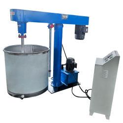 Einfacher Lack-Produktionszweig Tinten-reibende Tausendstel-Pigment-Hochgeschwindigkeitszerstreuer-Maschine